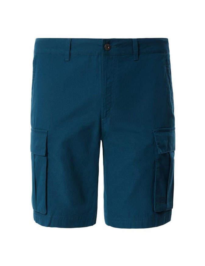 The North Face Pantaloncini Anticline Cargo Blu