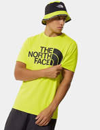 The North Face T-Shirt SS Standard Gialla