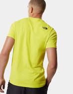 The North Face T-Shirt Uomo Fine Gialla