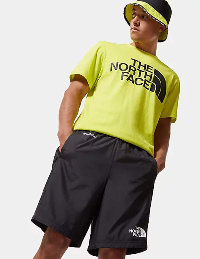 The North Face Pantaloncini Antivento Hydrenaline Neri