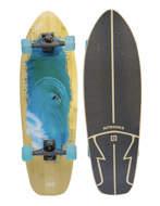 "Surfskate Nitro Burle Tahiti 32"" Completo"
