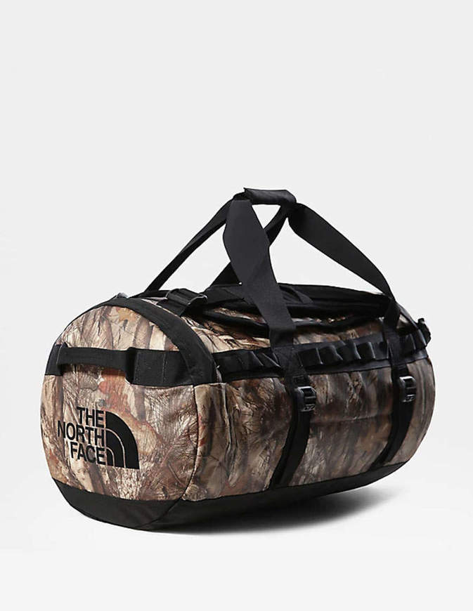 THE NORTH FACE Travel Bag Base Camp Duffel Medium - 71 Lt Forest Print