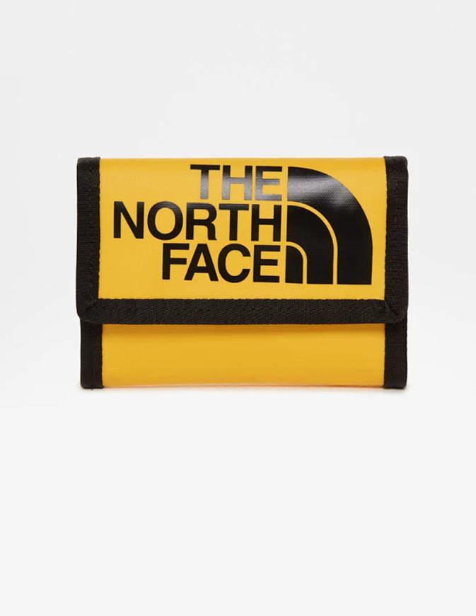 THE NORTH FACE Portafoglio Base Camp Giallo