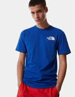 The North Face T-shirt Uomo K2RM Blu