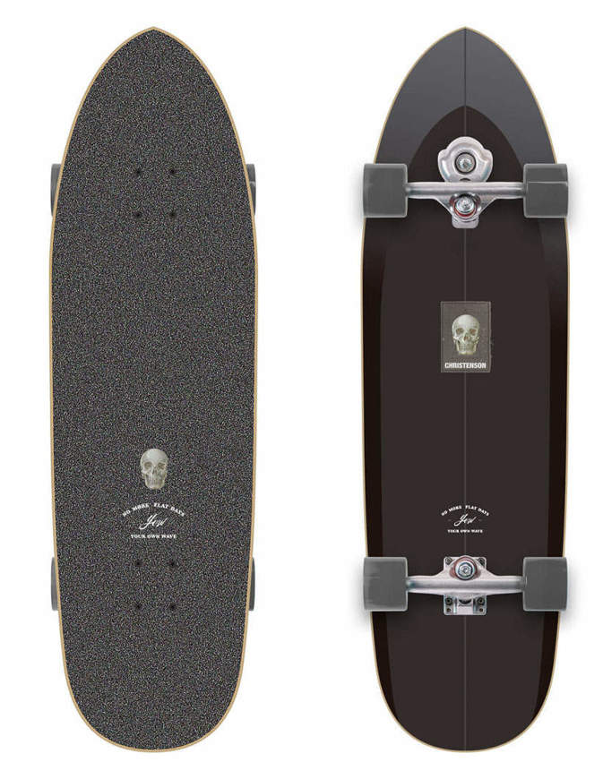 Surfskate YOW x Christenson Hole Shot 33.85″ Completo