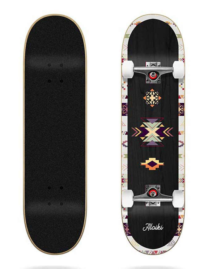 """Skateboard Aloiki Aztec 8.0"""" Completo"""