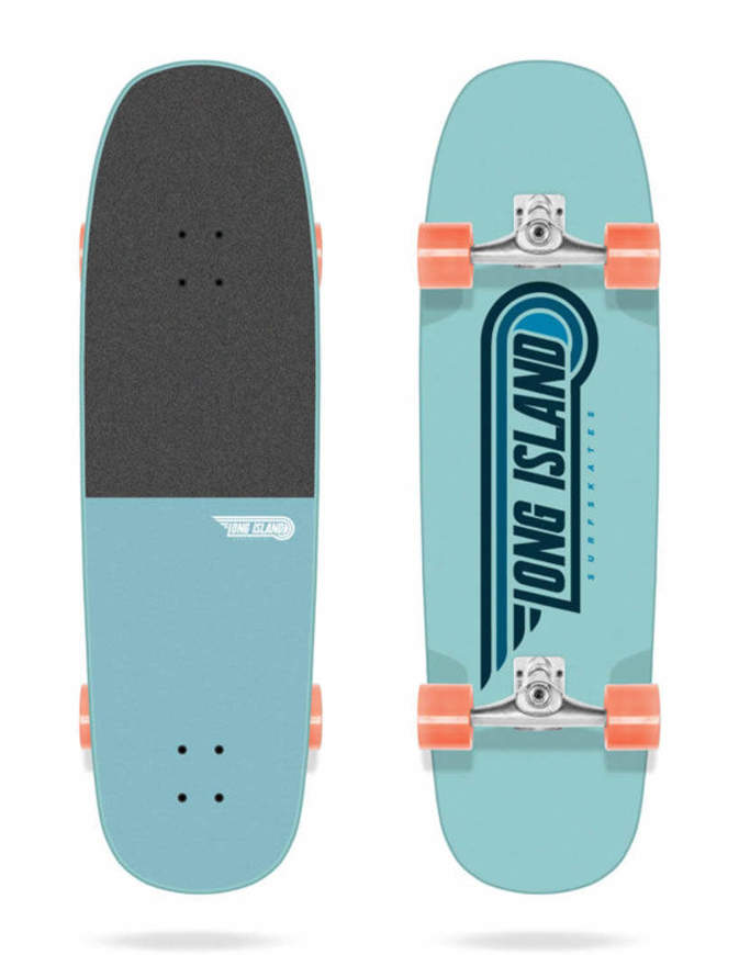 """Surfskate Long Island Classic 34.5"""" Completo"""