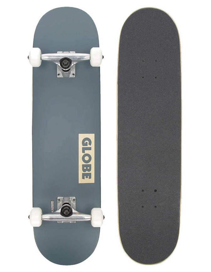"""Skateboard Globe Goodstock 7.875"""" Navy Completo"""