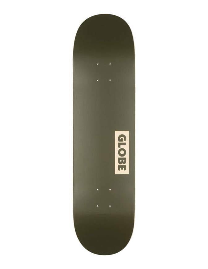 "Skateboard Deck Globe Goodstock 8.25"" Verde"