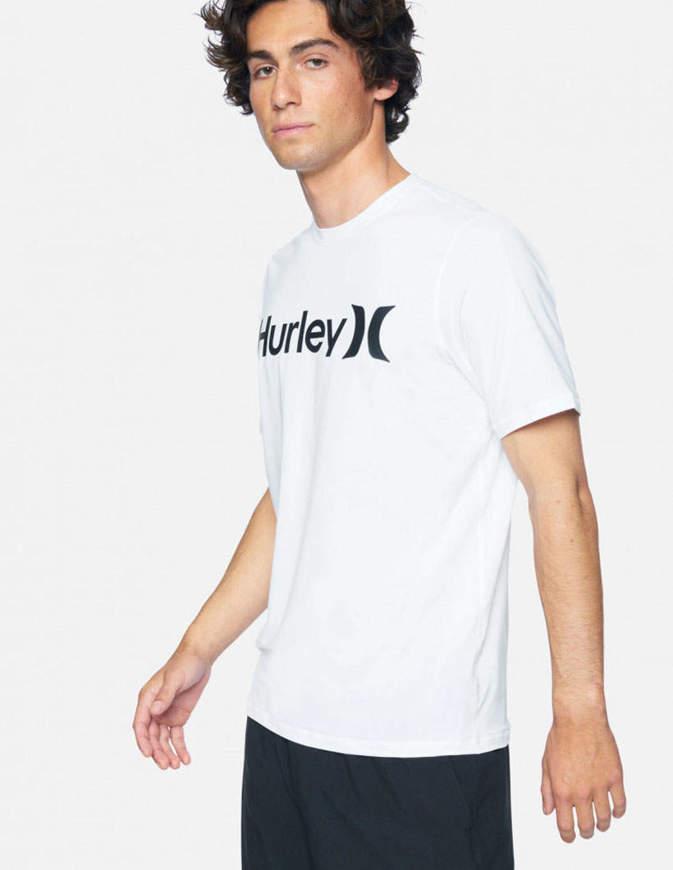 HURLEY T-Shirt O&O Hybrid Bianca