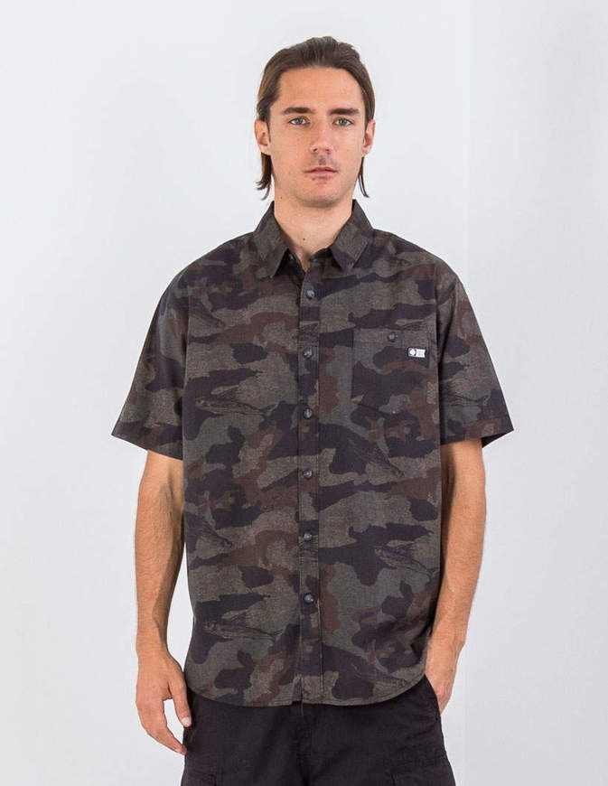 SALTY CREW Camicia Decoy Tech Woven Camo