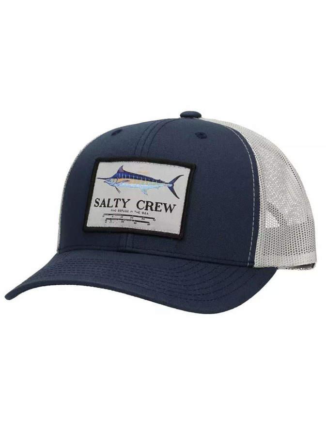 Salty Crew Cappello Marlin Mount Retro Trucker Navy
