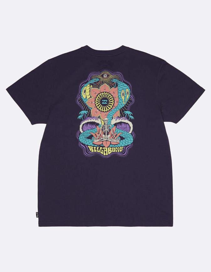 BILLABONG T-shirt Lotus Navy