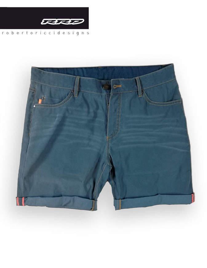 RRD Pantaloncini Techno Indaco Short