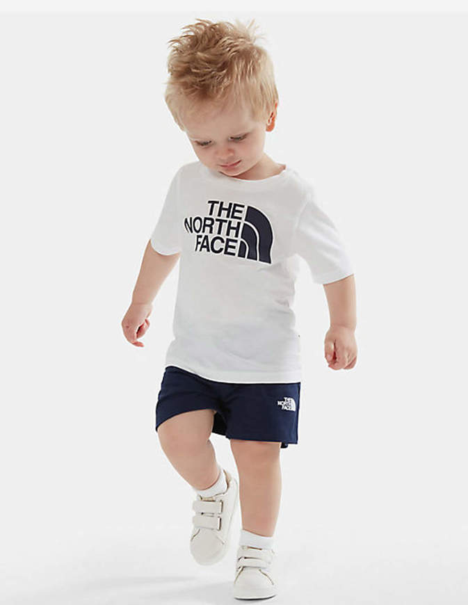 The North Face T-Shirt Bambino Easy Bianca