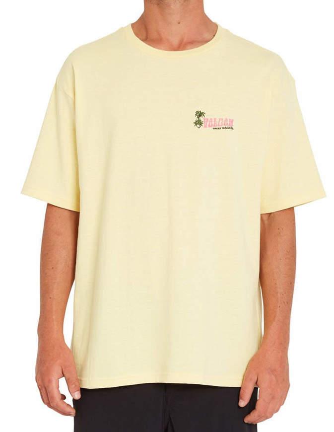 Volcom T-Shirt  Believe in Paradise LSE