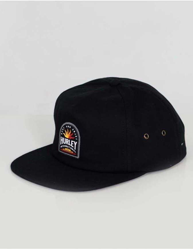 Hurley Paros Hat Black