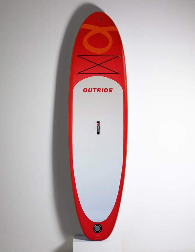 Outride Sup Gonfiabile Air Morea 10' Rosso