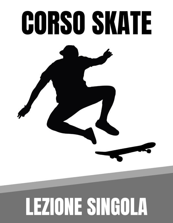 Corso di skateboard in Puglia