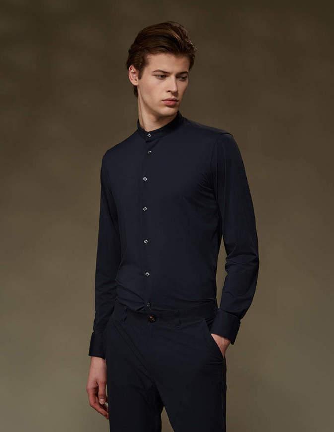 RRD Camicia Oxford Korea Blu