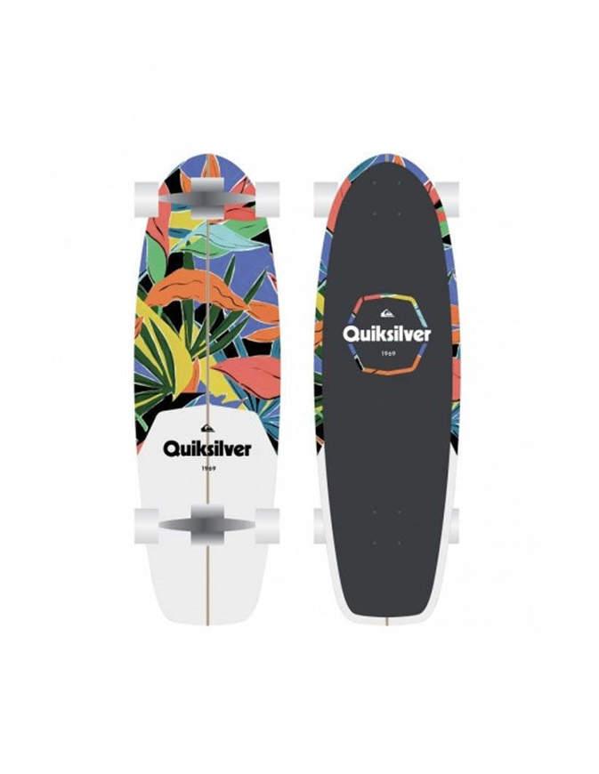 "QUIKSILVER Surfskate Tropics 32"" Completo"