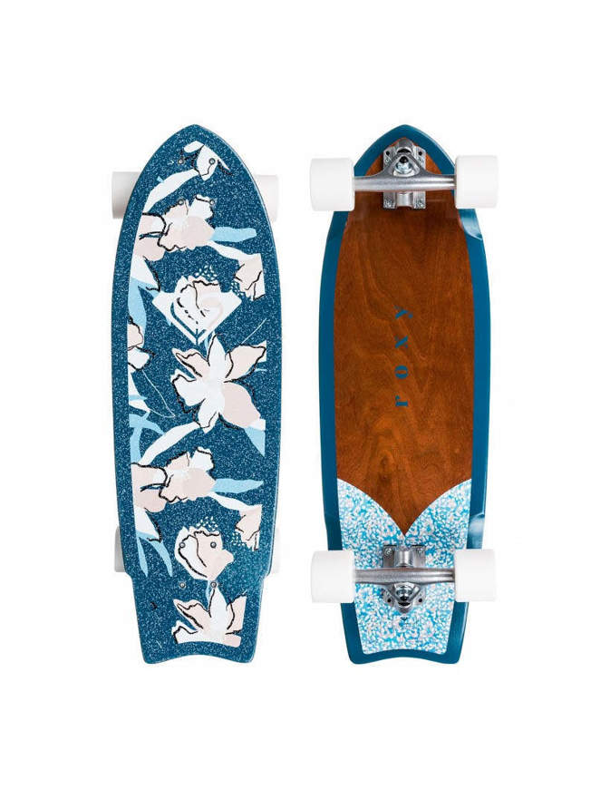 """ROXY Surfskate Blooming 28"""" Completo"""