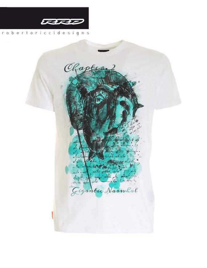 RRD T-Shirt Shirty Gigantic Bianca