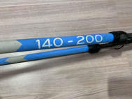 Boma Avanti Sails Carbon Alto Modulo 140/200 Usato Ottime condizioni