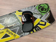 RRD Style Carbon 138x 41 Usata ottime condizioni
