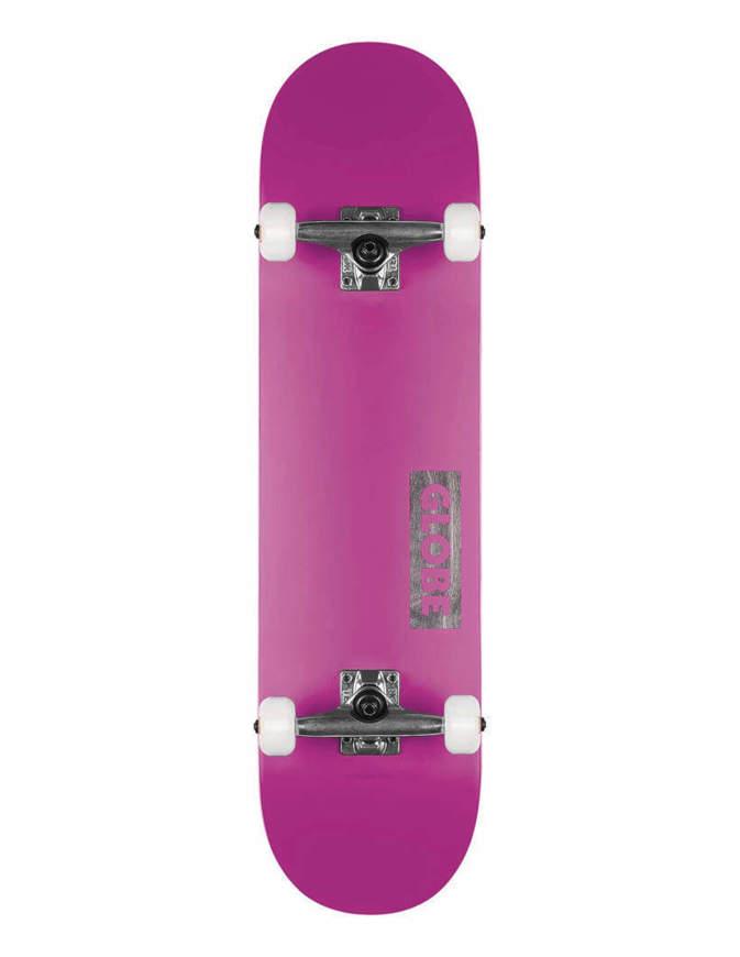 """Skateboard Globe Goodstock 8.25"""" Viola Completo"""