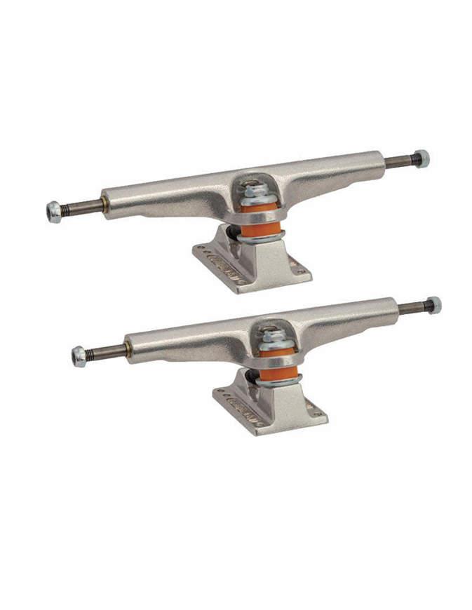 Trucks da Skate Independent Polished Silver Standard 215