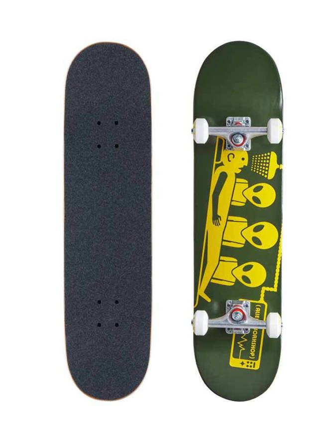 "Skateboard Alien Workshop Army 8.25"" Complete"