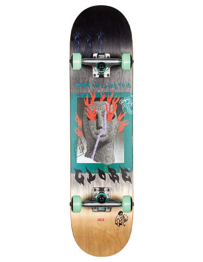 """Skateboard Globe G1 Firemaker 7.75"""" Completo"""