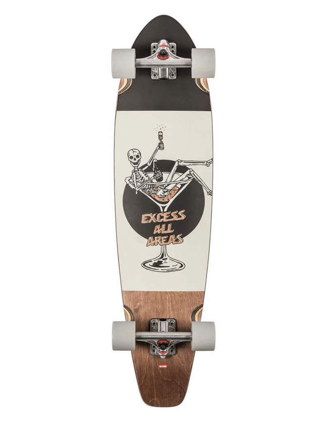 Globe Longboards The All Time Excess Completo