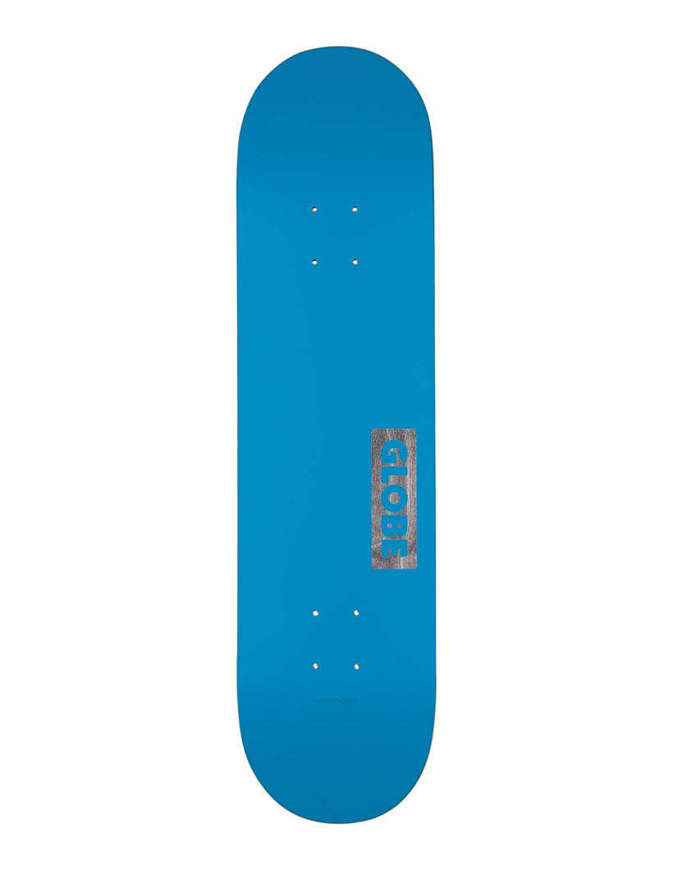 "Skateboard Deck Globe Goodstock 8.375"" Blue"