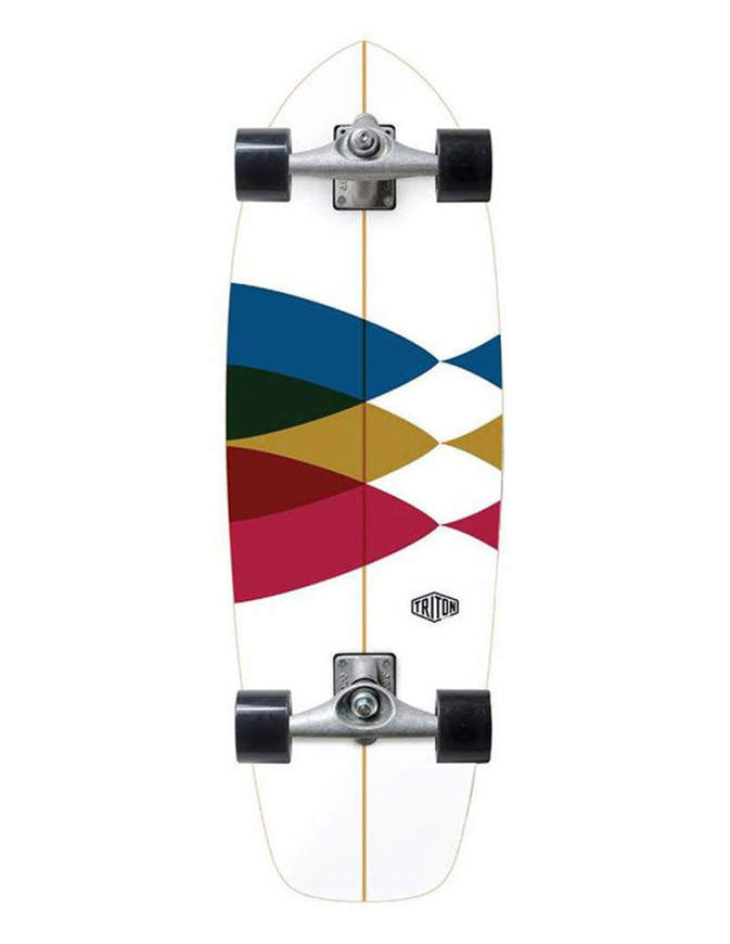 """TRITON Surfskate Spectral 30"""" Complete"""