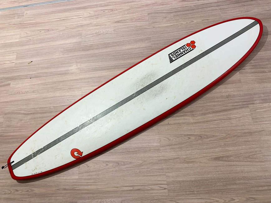 """Tavola surf Channel Islands Torq 8.0"""" Chanco Usata in Perfette Condizioni"""