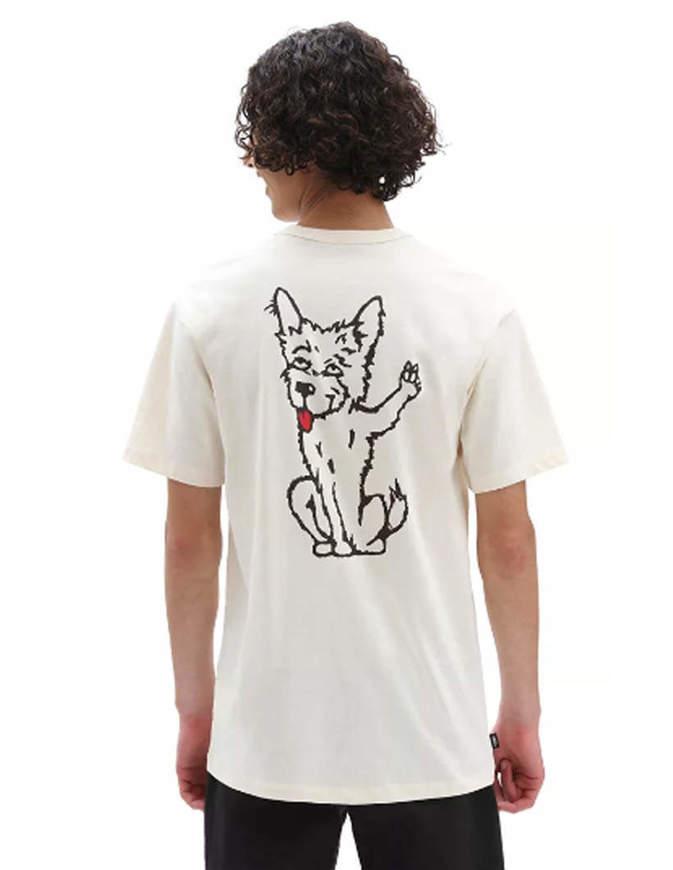 Vans x Tyson Peterson T-Shirt Bianca