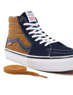 VANS Scarpe Skate Sk8-Hi Blu