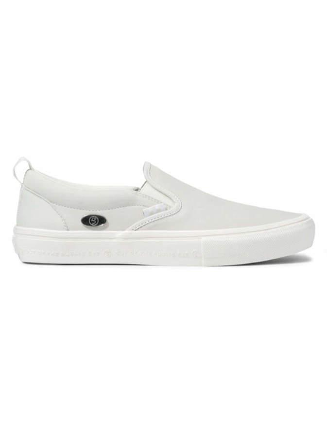 VANS x Public Scarpe Skate Slip-On Grigie