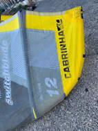 Cabrinha Switchblade 12mt 2019 Usato Buone condizioni