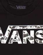 Vans T-Shirt Bambino Classic Logo Fill Nera